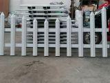 四川成都优美雅塑钢草坪护栏
