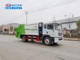 东风压缩垃圾车深圳程力厂家经销点