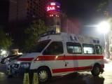 厦门长途跨省救护车接送病人回家用车-就近派车