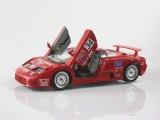 原厂仿真锌合金迷你 压铸车模型118 红色跑车模型定制