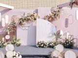 5999元定制农村户外婚礼 家门口的院子婚礼