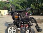 上海威之群电动轮椅1020谷歌折叠电动轮椅车高级配