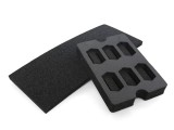 无锡ESD黑色XPE泡棉 优质XPE材料厂家定制