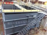 一体化污水处理装置 成套污水处理装置 斜管沉淀池