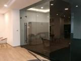 防曬隔熱膜鏡面單透膜陽光房窗戶玻璃貼膜安裝