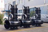 新一代WQ型污水污物潜水电泵 大流量污水泵 工业排污泵