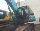 神钢SK350-8挖掘机适合工地及矿山的土石方作业