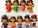 9款爱探险的朵拉多拉dora 玩具摆件 儿童玩具礼物