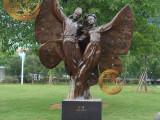 广东大型喷泉雕塑厂家-铜鼎雕塑-不锈钢雕塑