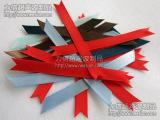 提供高品质织带丝带缎带直切直刀形状剪切加工 无毛边 不散边
