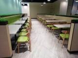 供应快餐厅桌子款式 自助食堂餐桌 学校食堂桌子