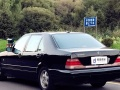 奔驰 S级 1998款 S500 5.0 自动 加长版W140