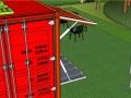 全国二手集装箱、6米集装箱、二手集装箱销售、集装箱活动房改装