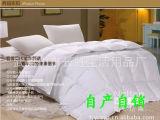 厂家直销批发订做尺寸酒店宾馆床上用品加厚羽丝棉被芯品质保证