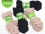 夜市地摊货源批发水晶袜短袜子女士夏季薄款透明隐形丝袜浪莎同款