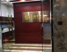 龙华观澜玻璃门维修 玻璃门地弹簧更换 深圳维修电话
