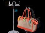金属可调节高度包包展示架子挂包架 手袋皮