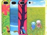 【巨亏清仓不退换】iphone4s手机壳几米卡通磨砂情侣可爱潮套