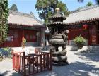 北京法源寺 隔花人远天涯近