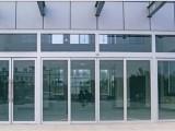 太原玻璃门维修换地弹簧拉手系列