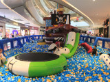梦幻岛或者广州梦幻岛推出百万海洋球,用得舒心的人气产品
