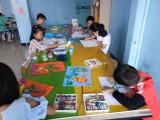 寮步少儿周末培训班哪里有语数英绘画硬笔字