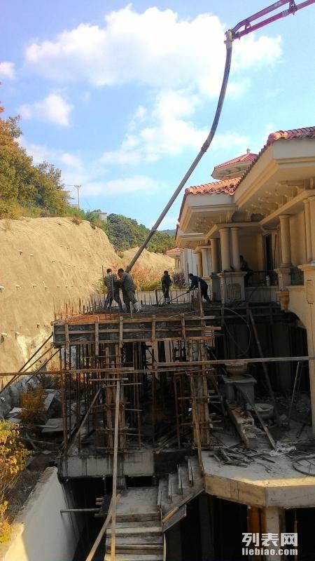 大连别墅土建改造工程施工