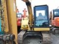 二手挖掘机小松60-7刚下工地 车况免检的 低价转让