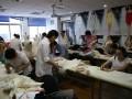 上海服装设计培训班 系统的学习服装设计制版裁剪工艺