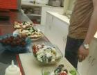 享瘦沙拉培训 各式水果沙拉 蔬菜沙拉意式披萨培训