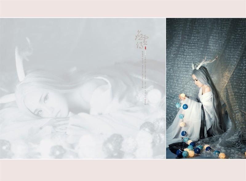烟台艺术摄影 古装艺术照 个人艺术写真 烟台盘子女人坊