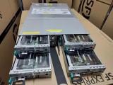 原装英特尔2U四子星2011针双路服务器准系统IDC机房托管