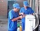 上海虹口区空调清洗保养 空调维修拆装清24小时上门服务