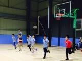武昌南湖花园室内篮球场