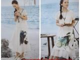谷度休闲亚麻女装品牌折扣女装一手货源上海哪里有
