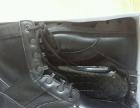 部队配发07式作战靴
