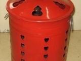 聚宝桶/化金桶/烧纸桶/铁桶【烧金纸、锡