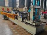 廈門工藝全自動c型鋼機80-300快速換型檁條機現貨廠家興和