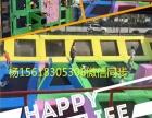 双层观光巴士 雨屋 鲸鱼岛 各种卡通造型 风车展