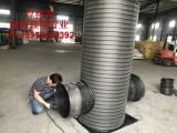 湖南省邵阳市中空壁缠绕管双壁波纹管克拉管钢带增强螺旋波纹管