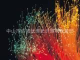 厂家供应光纤灯具包装 光纤小包装 单支透明光纤 厂家长度定制