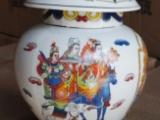 加工陶瓷蜂蜜瓶打样陶瓷膏霜瓶奶瓶订单定做陶瓷果酱瓶