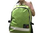 2014新款日韩印波点男女通用时尚休闲双肩电脑包背包书包旅行女包