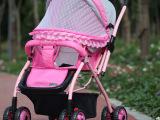 包邮爱尔宝贝新款避震童车高档轻便多功能婴儿车折叠婴儿推车批发