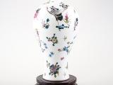 【新】工艺品陶瓷花瓶 家居工艺品摆件 现代装饰品夜光花瓶 XC6