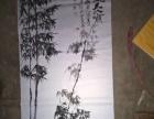 石涛避暑图细看竹子气节高贵