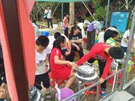 六一亲子活动中小学生户外活动项目六一儿童节户外拓展活动