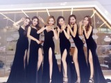 长沙充场公司活动公司提供主持人化妆师礼仪模特舞蹈演出