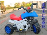 大骑士儿童电动摩托车宝马三轮电动车2012新款(升级版)