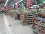 转让营业中商超配送中心配送范围为保定市以及各区县大小商场超市